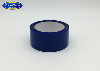 Blue Color Bopp Packing Adhesive Tape With Self Adhesive Glue
