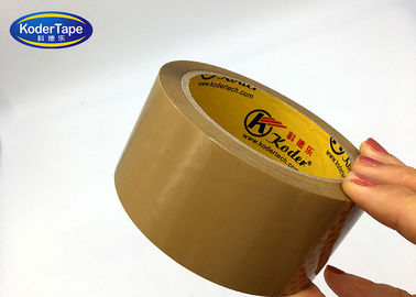 Brown Color Box Sealing Color Box Sealing Tape With Acrylic Adhesive