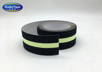 China Luminous Stripe Safety Anti Slip Traction Tape With Glow In Dark supplier