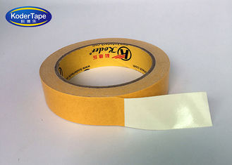 Double Sided adhesive Fiber Cloth Duct Tape For Carpet Seaming With No Residue
