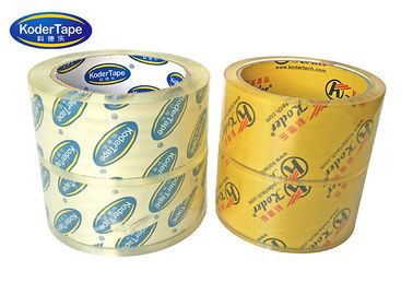 Strong Sticky Self Adhesive Bopp Packing Tape For Carton Sealing And Strapping
