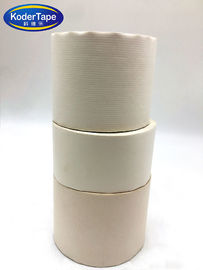 White Color Water Active 44.7N/25mm Kraft Gummed Paper Tape Sealing Box