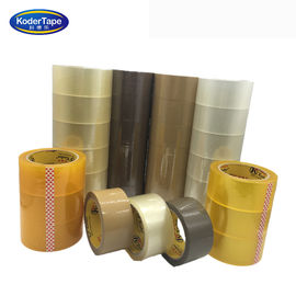 Marrones Transparente Packing Adhesive Tape Cintas De Embalar Opacas