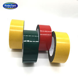 Black Pe Foam Double Sided Adhesive Tape 1mm 2mm 3mm In Solvent Glue