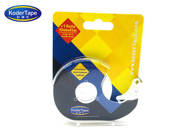 Office Stationery Bopp Packing Tape Set 35MIC - 50MIC Thickness With Tape Dispenser