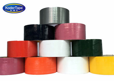 Synthetic Rubber Adhesive Cloth Duct Tape For General Purpose 70 Mesh