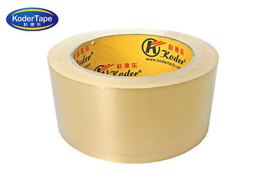 Transparente Bopp Packing Solvent adhesive Tape For Cartoon Sealing