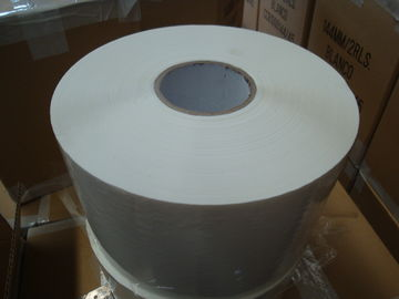 White Colour Bopp Adhesive Tape 72MM 60MM 48MM Jumbo rolls For Logo Printing